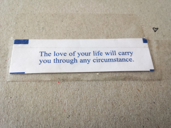 My other favorite fortune.