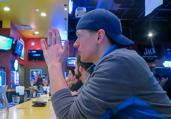 Praying for the Sox